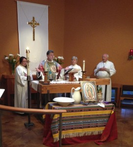 Celebration of Ministry Installation of Vicar