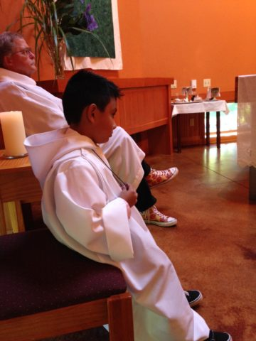 Learning to Acolyte